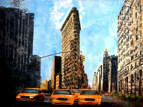 SOLD Flatiron New York Traffic