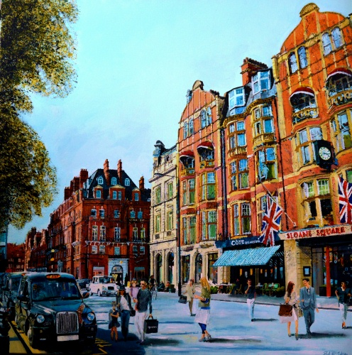 SOLD Sloane Square - Click For More