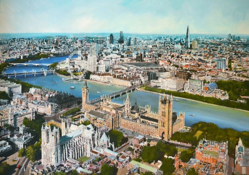 View Over Westminster - Click For More